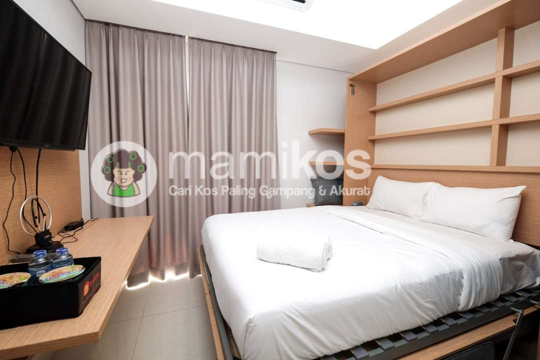 Desain Taman Anggrek Minimalis  sewa apartemen dekat mall taman anggrek jakarta barat murah